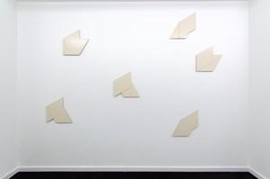 Formation aus Gegenüberstellungen 1 - 6 by Hartmut Böhm contemporary artwork