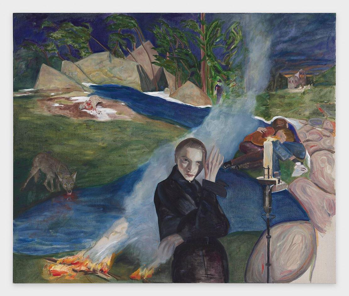Jill Mulleadyat Gladstone Gallery