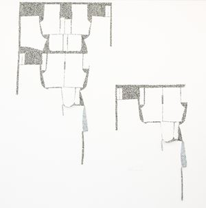 Estensione Décroissance by Marion Baruch contemporary artwork