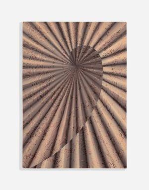 Pliss 2021/IV by Mona Ardeleanu contemporary artwork