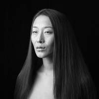 Woman - China 1 by Jean-Baptiste Huynh contemporary artwork photography