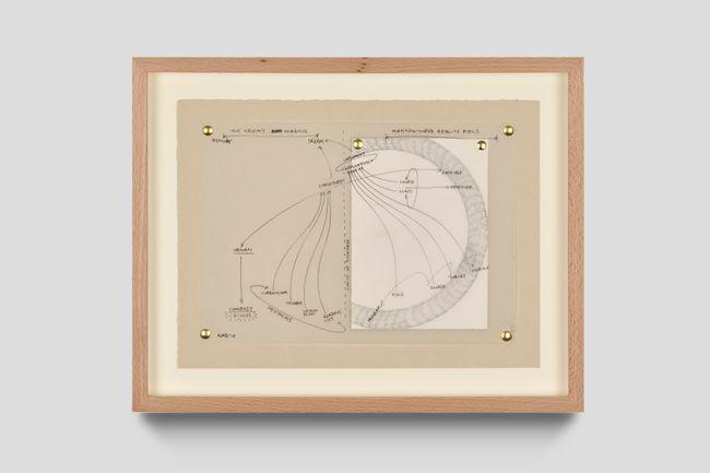 studio notes 2 by Nolan Oswald Dennis contemporary artwork