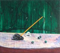 Reliance by Xu Xinwu contemporary artwork painting