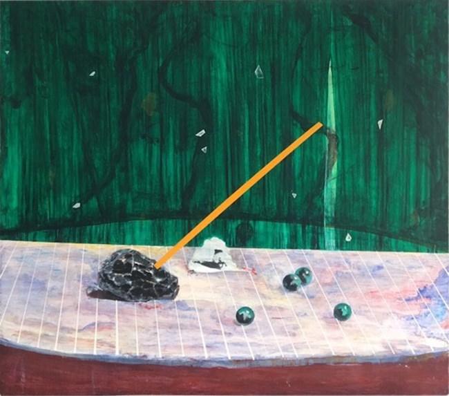 Reliance by Xu Xinwu contemporary artwork