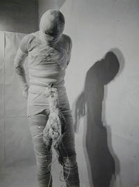 6. Aktion by Rudolf Schwarzkogler contemporary artwork photography
