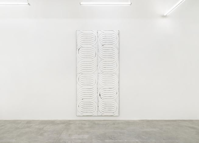 Exhibition view: Davide Balliano, Tina Kim Gallery, New York (6 March–17 April 2021). Courtesy Tina Kim Gallery. Photo: Dario Lasagni.