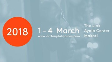 Contemporary art exhibition, Art Fair Philippines 2018 at Gajah Gallery, Singapore