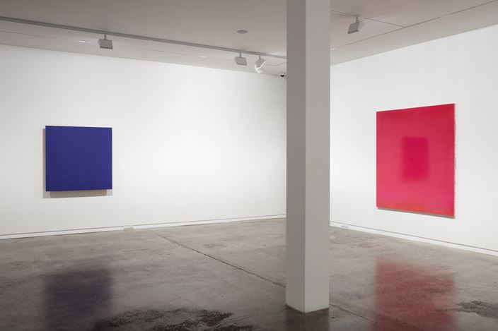 Exhibition view: Group Exhibition,Model Painting, Two Rooms, Auckland, (1 December–22 December, 2018). Courtesy Two Rooms.