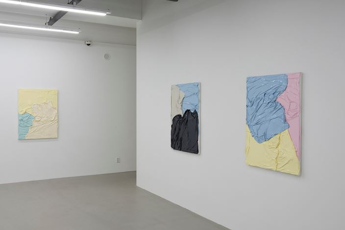 Exhibition view: Huseyin Sami, Chroma, Gallery One Four, Seoul (13 June–8 August 2019). Courtesy Gallery One Four.