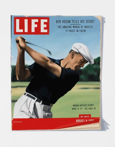 Life, August 8, 1955 by Victoria Reichelt contemporary artwork