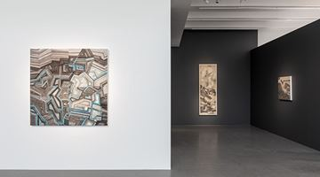 Contemporary art exhibition, Wang Jieyin, Boundless Sky – Wang Jieyin's New Ink Paintings at Asia Art Center, Beijing