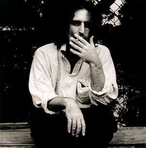 Frank Zappa, Los Angeles by Anton Corbijn contemporary artwork