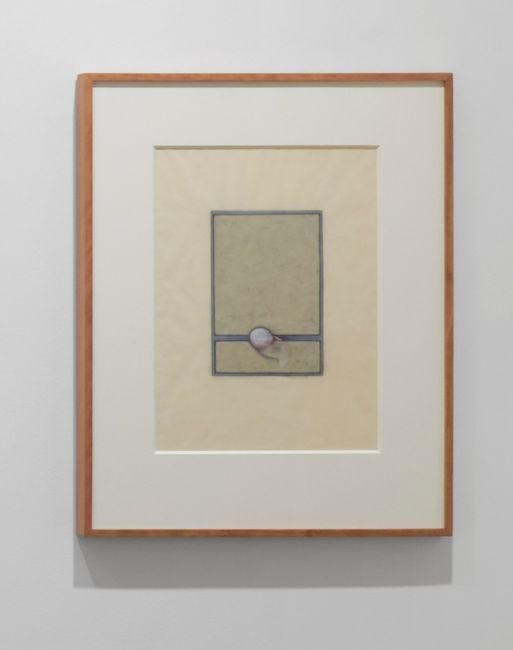 Wurm Gequetscht [Worm Squeezed] by Renate Bertlmann contemporary artwork