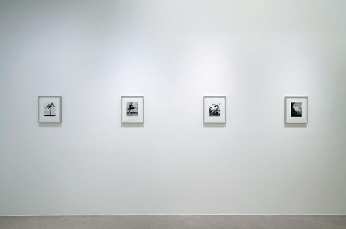 Exhibition view: Sebastian Riemer,25y and one blue x, SETAREH X, Düsseldorf (23 October–28 November 2020). CourtesySETAREH X.