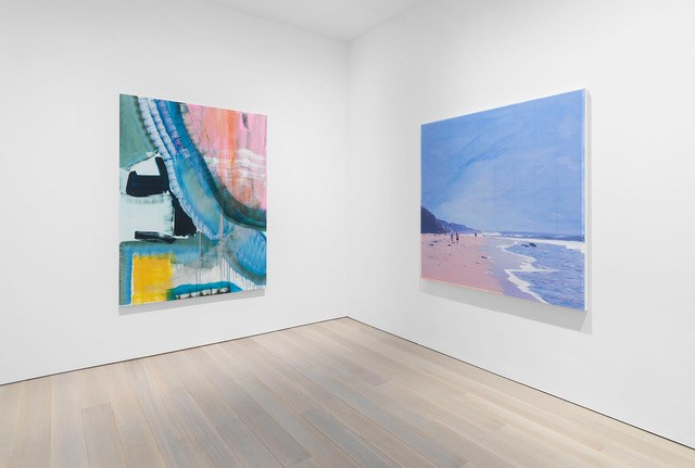 Exhibition view: Group Exhibition,Belief in Giants, Miles McEnery Gallery, New York (17 February–10 March 2018). Courtesy the artists and Miles McEnery Gallery.
