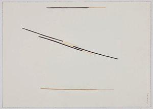 Agarbatti IV by Nicola Durvasula contemporary artwork