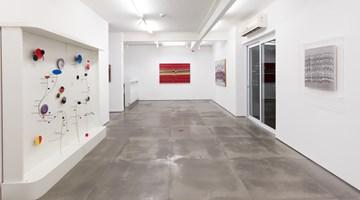 Contemporary art exhibition, Abraham Palatnik, em movimento at Galeria Nara Roesler, Rio de Janeiro