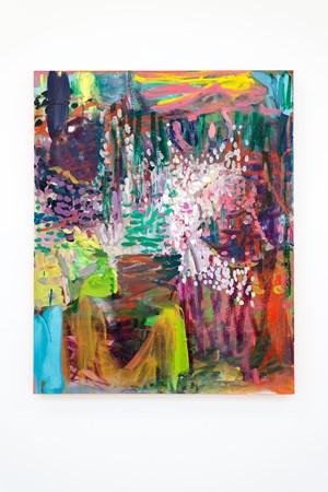 In the Italian Garden Part 2 by Victoria Morton contemporary artwork