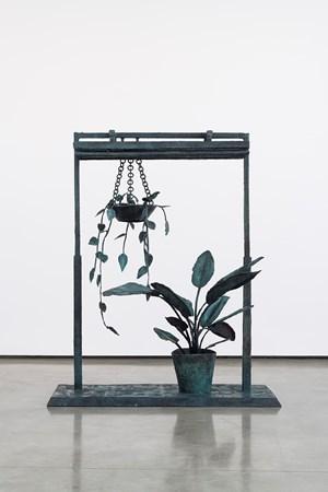 Houseplant by Evan Holloway contemporary artwork