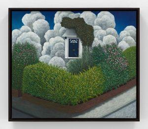 The Blue Door by Scott Kahn contemporary artwork