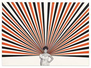 Diahann #2 by Rico Gatson contemporary artwork