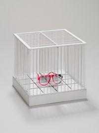 Half and Half by Iida Shoji contemporary artwork sculpture