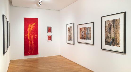 9 Sep–10 Nov 2021 Ernest Pignon-Ernest contemporary art exhibition