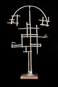Flux by Caroline Rothwell contemporary artwork sculpture