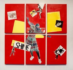 Un corpo unico by Marinella Senatore contemporary artwork