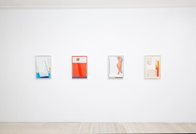 Exhibition view: Ed Bats, The state of it, Gallery 9, Sydney (19 June–13 July 2019). Courtesy Gallery 9.