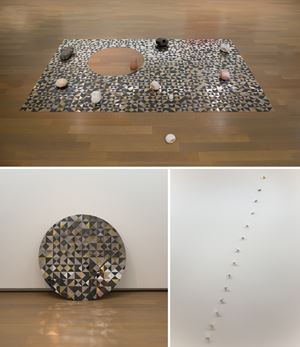 Illusory of the Universe 幻覺的宇宙 by Tsong Pu contemporary artwork