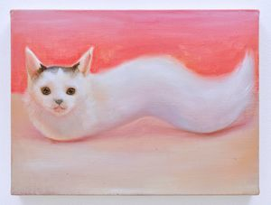 My Cat by Tao Siqi contemporary artwork