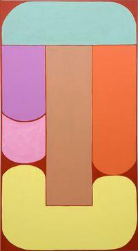 Neuordnung 21 by Cigdem Aky contemporary artwork painting