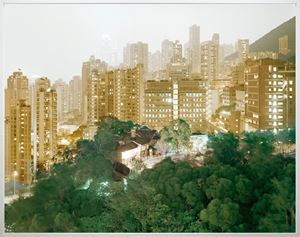 What We Want, Hong Kong, T46 by Francesco Jodice contemporary artwork
