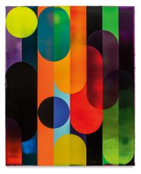Pathfinder by Shannon Finley contemporary artwork painting, works on paper