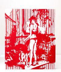 look back by Kenichi Yokono contemporary artwork sculpture