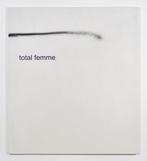 total femme by Heike-Karin Föll contemporary artwork