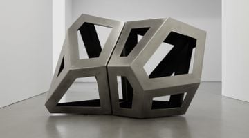 Contemporary art exhibition, Richard Deacon, Fourfold Way at Galerie Thomas Schulte, Berlin, Germany