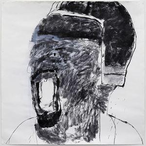 headset 1 by Kristin Stephenson (Hollis) contemporary artwork