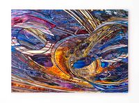 The Evolution of Perception 2 by Jin Meyerson contemporary artwork painting