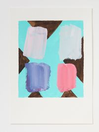 Untitled 6 by Rohan Hartley Mills contemporary artwork painting