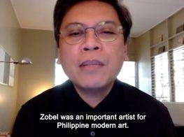 Patrick Flores on Fernando Zóbel at Art Basel Hong Kong 2021