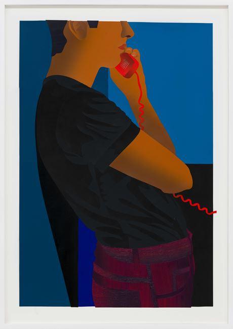 Quarter to Midnight 午夜前一刻钟 by Anthony Iacono contemporary artwork