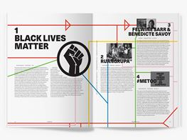 Black Lives Matter Tops ArtReview Power 100