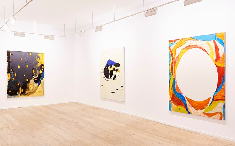 Exhibition view: Bruno Dunley, The Mirror, Galeria Nara Roesler, New York (16 January-24 February 2018). Courtesy Galeria Nara Roesler, New York.