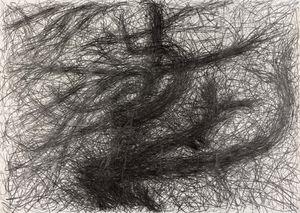 The Sacrifice Tree - Prequel by Shi Jin-Hua contemporary artwork