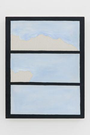 Broken Firmament by Richard Porter contemporary artwork