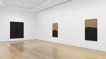 Contemporary art exhibition, Yun Hyong-keun, Yun Hyong-keun at David Zwirner, New York
