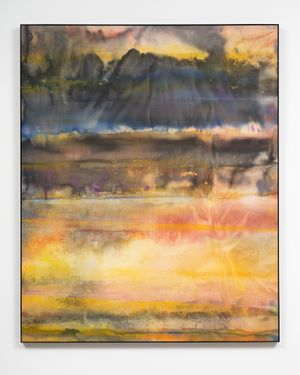 Odds & Evens by Matt Arbuckle contemporary artwork painting, works on paper