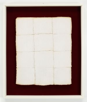 Achrome by Piero Manzoni contemporary artwork